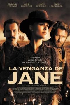 Poster La Venganza de Jane
