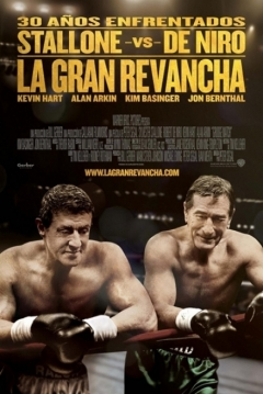 Poster La Gran Revancha