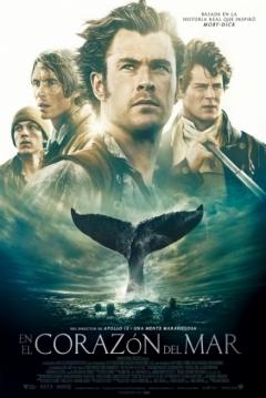 Poster En el Corazón del Mar