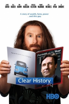 Poster Clear History