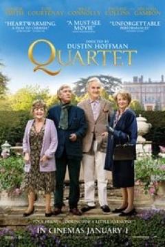 Poster El Cuarteto