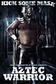 Poster Aztec Warrior