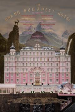 Poster El Gran Hotel Budapest