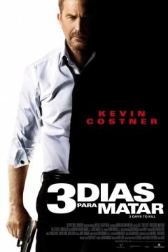 Poster 3 Días para Matar