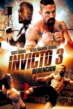 Poster Invicto 3