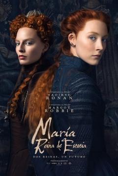 Poster María, Reina de Escocia