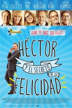 Poster Héctor y el Secreto de la Felicidad
