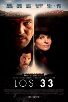 Poster Los 33: Una Historia de Esperanza