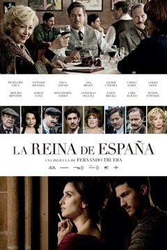 Poster La Reina de España