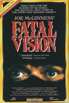 Poster Visión Fatal