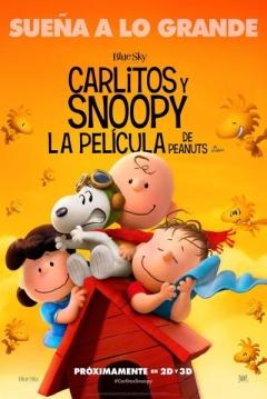 Poster Carlitos y Snoopy: La Película de Peanuts