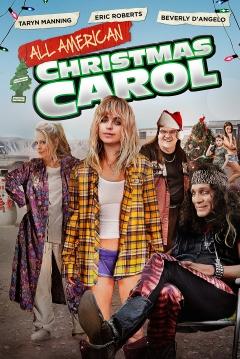 Poster All American Christmas Carol