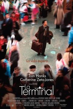 Poster La Terminal