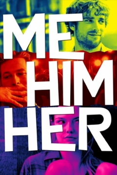 Poster Me Him Her