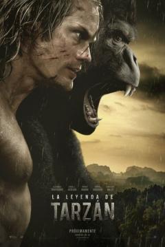 Poster La Leyenda de Tarzán