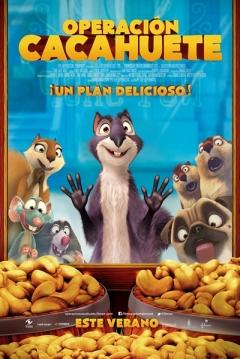 Poster Operación Cacahuete