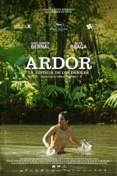 Poster El Ardor