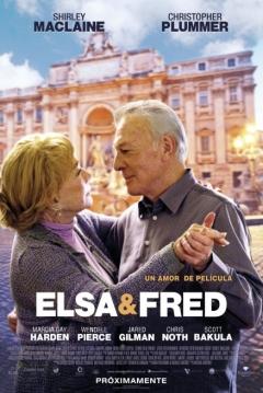 Poster Elsa & Fred (Remake)
