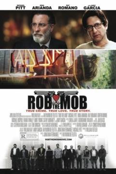 Poster Robo a la Mafia