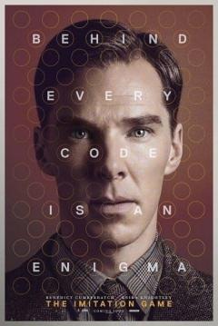Poster The Imitation Game (Descifrando Enigma)
