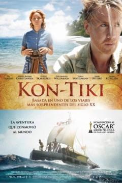 Poster Kon-Tiki