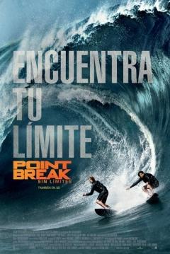 Poster Point Break: Sin Límites