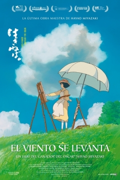 Poster El Viento se Levanta