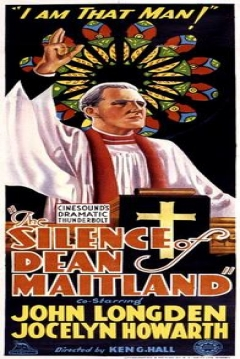 Poster The Silence of Dean Maitland