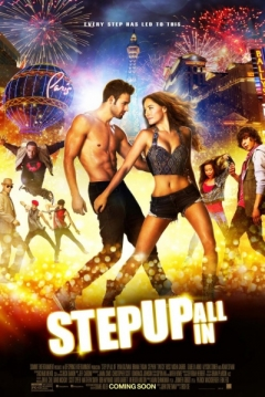 Poster Step Up All In