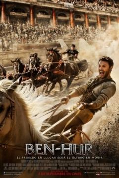 Poster Ben-Hur (Remake)