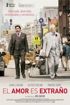 Poster El Amor Es Extraño