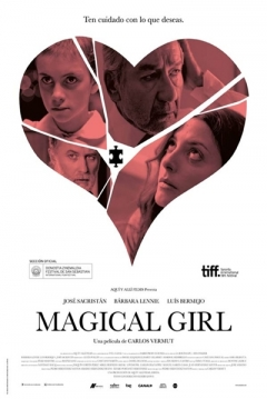 Poster Magical Girl