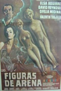 Poster Las figuras de arena