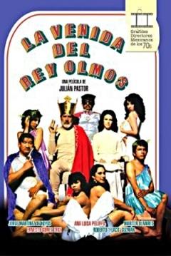 Poster La venida del rey Olmos