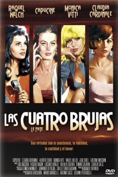 Poster Las Cuatro Brujas