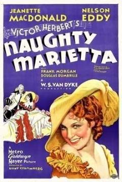 Poster Marietta, La Traviesa