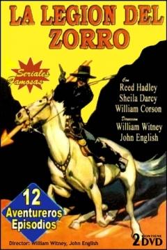 Poster La legión del Zorro