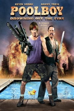Poster Poolboy: Drowning Out the Fury