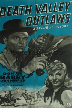 Poster Death Valley Outlaws