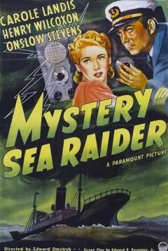 Poster Mystery Sea Raider