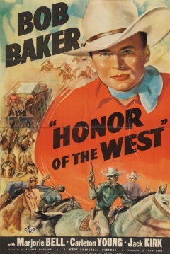 Poster Honor of the West