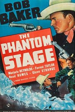 Poster The Phantom Stage