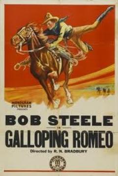 Poster Galloping Romeo