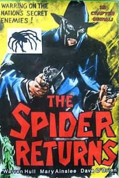 Poster The Spider Returns