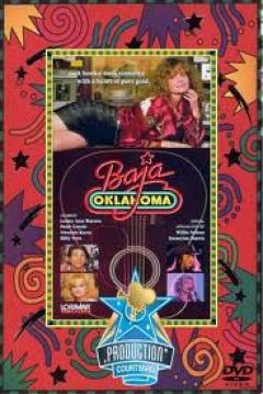 Poster Baja Oklahoma