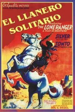 Poster El Llanero Solitario