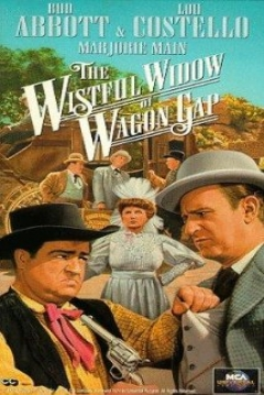 Poster The Wistful Widow of Wagon Gap