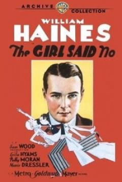 Poster The Girl Said No