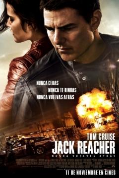 Poster Jack Reacher 2: Nunca Vuelvas Atrás