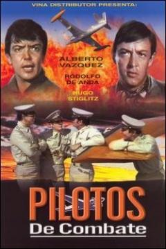 Poster Pilotos de combate